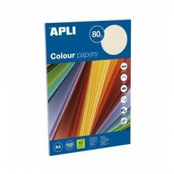 Gekleurd Papier Pastel A4 100-dlg.