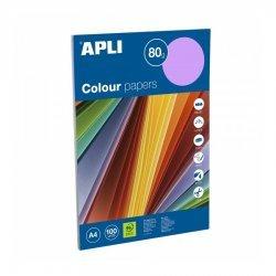 Gekleurd Papier Intense A4 100-dlg.