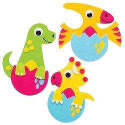 Baby Dino Knutselset Foam