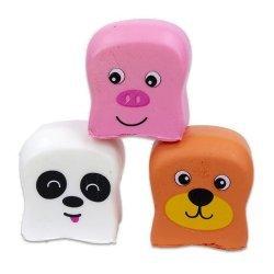 Verrassingszakje Squeeze Animal Block