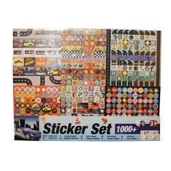Stickers Verkeer 1000+