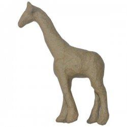 Giraf Papier-Maché 15 x 10 cm