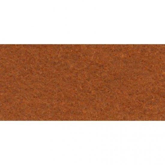 Vellen vilt 6 Stuks, 20 x 30 cm groot uit vilt in de kleur bruin. Geschikt vanaf 3+.