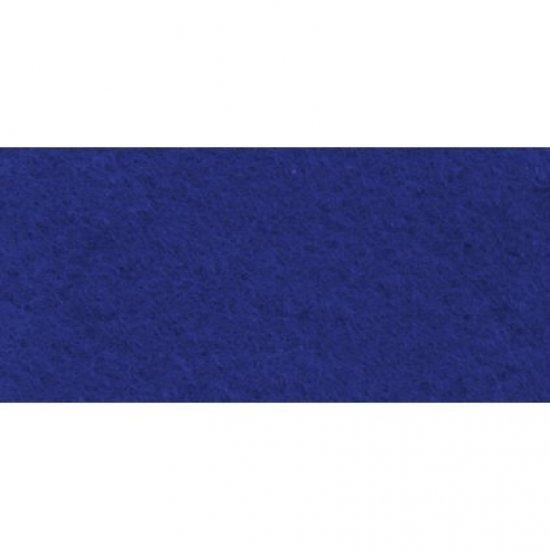 Vellen vilt 6 Stuks, 20 x 30 cm groot uit vilt in de kleur donker blauw. Geschikt vanaf 3+.