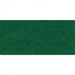 Vilt vellen Donker Groen - 1,5 mm - 20 x 30 cm - 6 Stuks