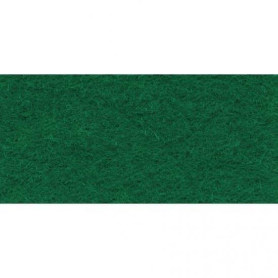 Vellen vilt 6 Stuks, 20 x 30 cm groot uit vilt in de kleur donker groen. Geschikt vanaf 3+.