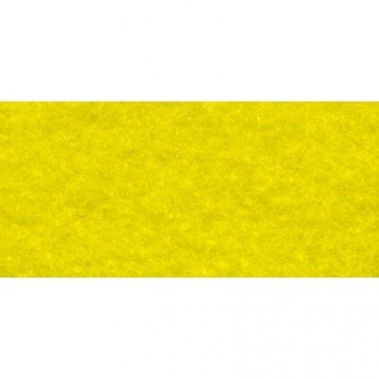 Vellen vilt 6 Stuks, 20 x 30 cm groot uit vilt in de kleur geel. Geschikt vanaf 3+.