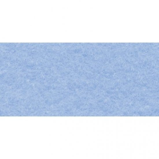 Vellen vilt 6 Stuks, 20 x 30 cm groot uit vilt in de kleur licht blauw. Geschikt vanaf 3+.