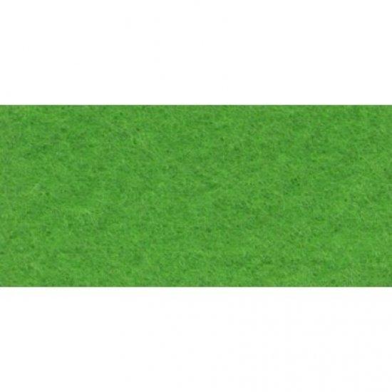 Vellen vilt 6 Stuks, 20 x 30 cm groot uit vilt in de kleur licht groen. Geschikt vanaf 3+.