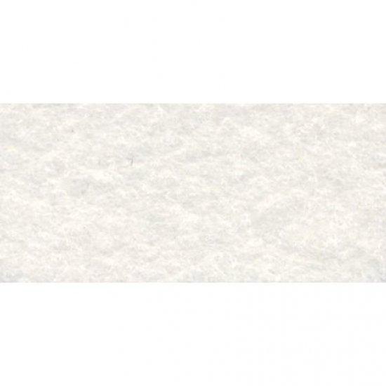 Vellen vilt 6 Stuks, 20 x 30 cm groot uit vilt in de kleur wit. Geschikt vanaf 3+.