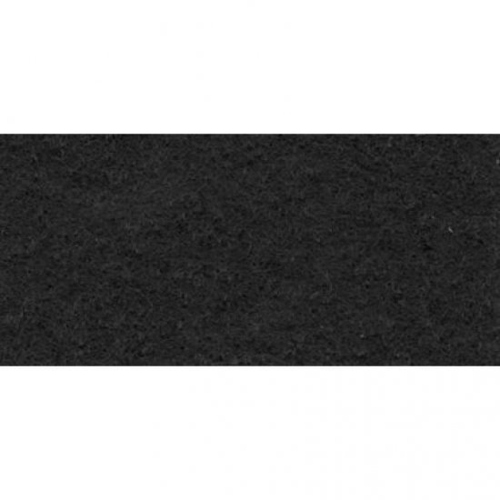Vellen vilt 6 Stuks, 20 x 30 cm groot uit vilt in de kleur zwart. Geschikt vanaf 3+.