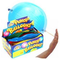 60 x Punch Balloons - Boksballonnen