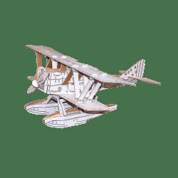 Bouwdoos Watervliegtuig  34x34x16 cm