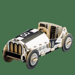 Bouwdoos Auto Classic  34x15x14 cm