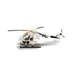 Bouwdoos Helicopter  67x50x26 cm