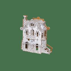 Bouwdoos Droomhuis 26x18x29 cm