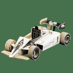 Bouwdoos Race Auto  35x16x12 cm