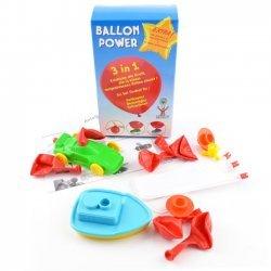 Ballon Power 3-IN-1