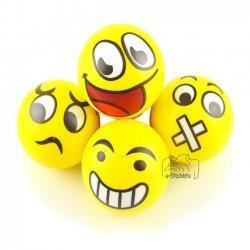Bal Emotions Geel 6 cm.