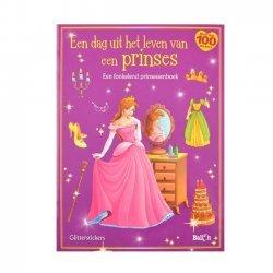 Stickerboek Een dag uit het leven van een Prinses