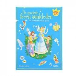 Stickerboek De mooiste Feeën aankleden