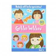 Stickerboek Gekke Bekken