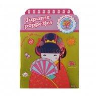 Stickerparade Japanse Poppetjes