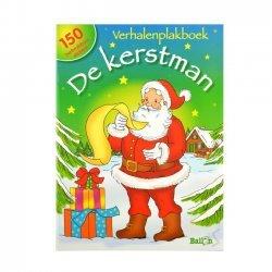 12 x Verhalenplakboek De Kerstman