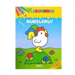 Kleurboek Kukeleku !