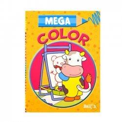 Mega Kleurboek Mega Color