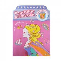 Stickerparade Prachtige Prinsessen