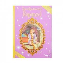 Stickerboek Sprookjeswereld Rapunzel