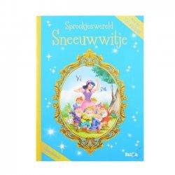 Stickerboek Sprookjeswereld Sneeuwwitje