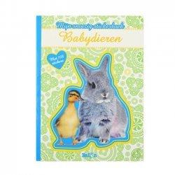 Mijn Snoezig Stickerboek Babydieren