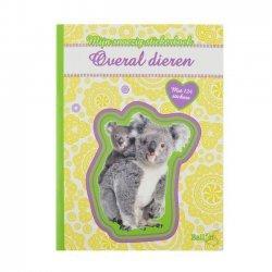Mijn Snoezig Stickerboek Overal Dieren