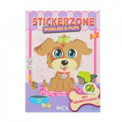 Stickerzone Hondjes & Pups