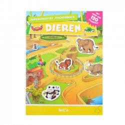 Creatief Stickerboek Dieren