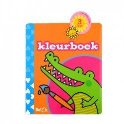 Zonnebloem Kleurboek Krokodil 3+