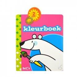 Zonnebloem Kleurboek IJsbeer 2+