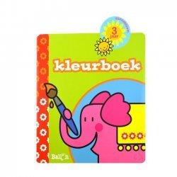 Zonnebloem Kleurboek Olifant 3+