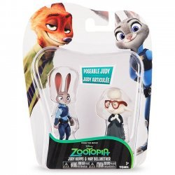 Zootropolis Speelfiguren - Judy Hopps & May Bellwether