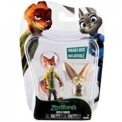 Zootropolis Speelfiguren - Nick & Finnick