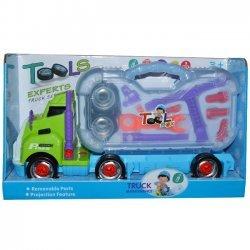 Vrachtwagen met Gereedschapskoffer