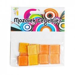 Mozaiek Steentjes Oranje