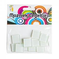 Mozaiek Steentjes Wit
