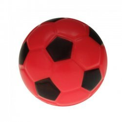 Bal Voetbal Design Stressbal 6 cm.