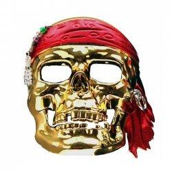 Piraten Masker 2 ass.