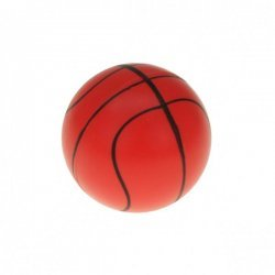 Stuiterbal - Springbal 27 mm. BASKETBAL