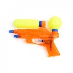 Waterpistool 16 cm Double Shot & Tank