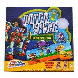 Stickerdoos Outer Space